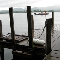 Squam Lake, New Hampshire - May 2010