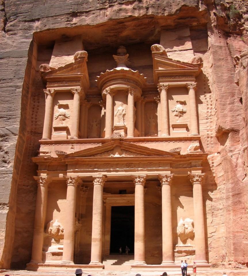 Backpacking 2005 - Israel, Egypt, Jordan