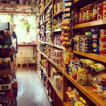 The general store in Talkeetna