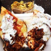 Mmm, Indian street food.