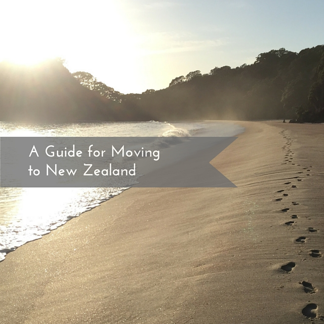 Guide for Moving to NZ