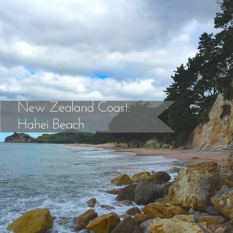 New Zealand Coast: Hahei Beach